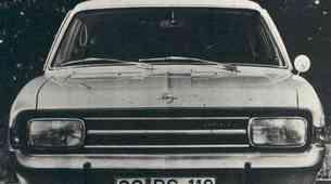 Opel rekord, Ford 17 M