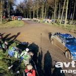 Subarujevcem je na zadnjem reliju sezone uspelo prehiteti STobartovo ekipo. (foto: moštva)
