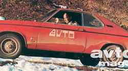 Opel Manta SR