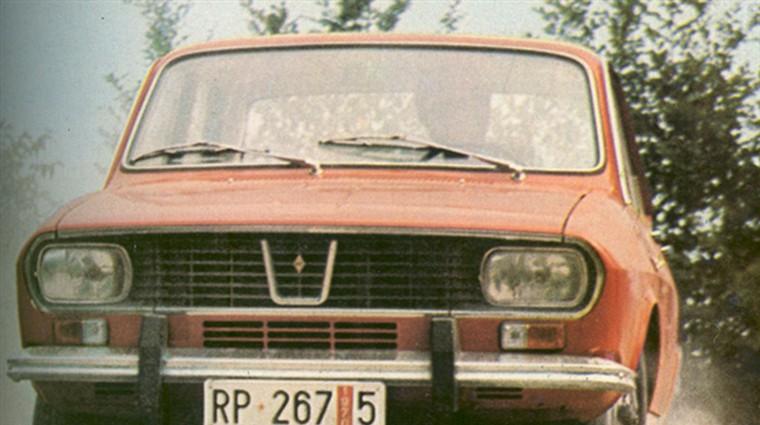 Renault litostroj 12 TL
