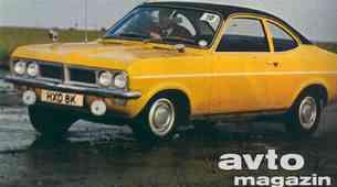 Vauxhall Firenza 2000 SL