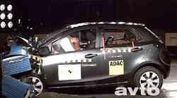 Euro NCAP: petica za Mazdo2