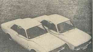Ford 17 M 1700; Ford 17 M 1800