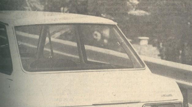 Datsun 1000 de luxe