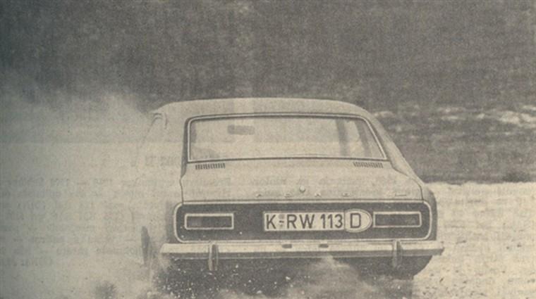 Ford Capri 1700 GT-R