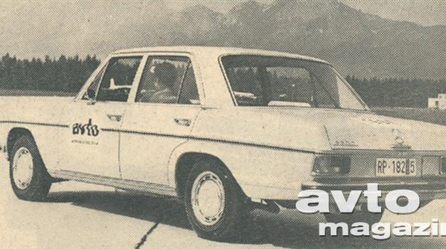 Mercedes 220 D