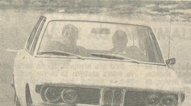 BMW 2500