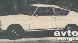Peugeot 204 Coupe, Alfa Romeo Giulia GTV