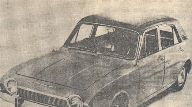 Ford Corsair 2000 E