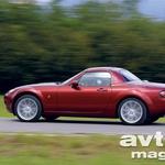 Mazda MX-5 RC 2.0i Revolution (foto: Aleš Pavletič)