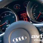 Audi TT Coupe 2.0 TFSI S - Tronic (foto: Saša Kapetanovič)