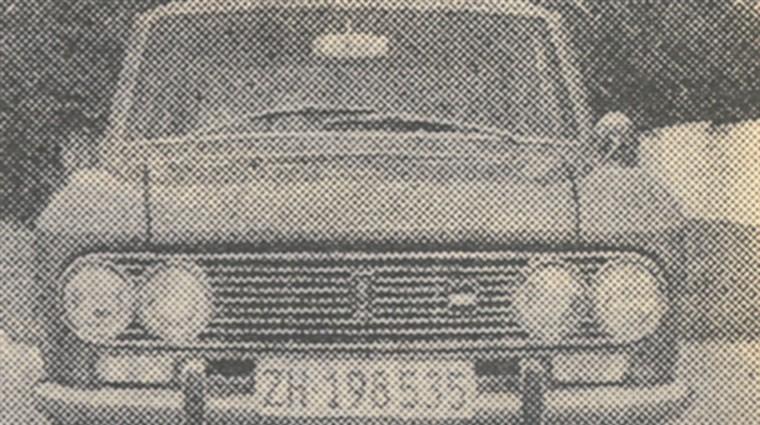 Toyota Corolla, Datsun 1300
