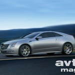 Cadillac CTS Coupe Concept (foto: Cadillac)
