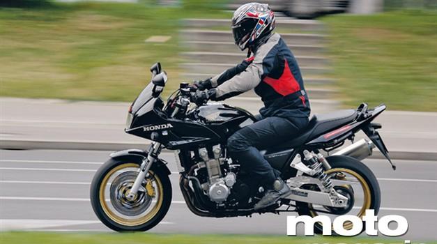 Honda CB 1300 SA (ABS)