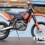 KTM EXC-R 450 (foto: Željko Puščenik)