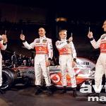 Poleg Hamiltona in Kovalainena ima McLaren še dva že poznana testnika ? de la Roso in Paffetta. (foto: moštvo)