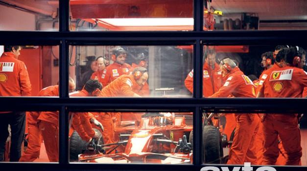 Formula 1: Predstavitve moštev Ferrari in McLaren (foto: moštvo)