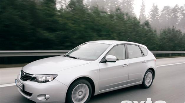 Subaru Impreza 2.0 R AWD 4Q