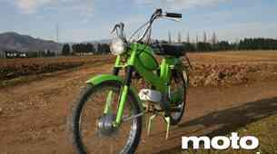 Motocikel je bolj zdrav od avtomobila