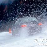 Najhitreje je šlo z ježevkami: drifterji Cimerman, Tršan in Križman v akciji z BMW-jem 325i, ki ga je preizkusil tudi urednik AM-ja Dušan Lukič. (foto: Matej Grošelj)