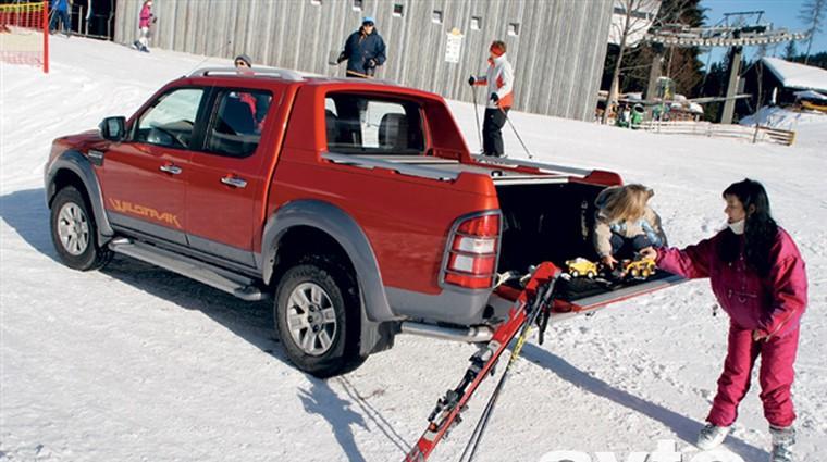 Ford Ranger 3.0TDCi Wildtrak