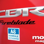 Honda CBR 1000 RR Fireblade (foto: None)