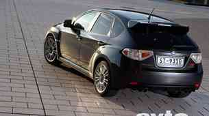 Subaru Impreza WRX STi: pol stotaka za 300 'konjev'