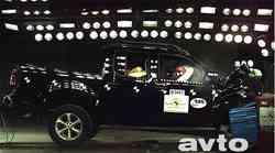 Euro NCAP: Nissan popravil Navaro