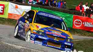 Video: Lico Rally Lavanttal