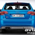 Dva kralja Audijeve serije A3 (Sportback)