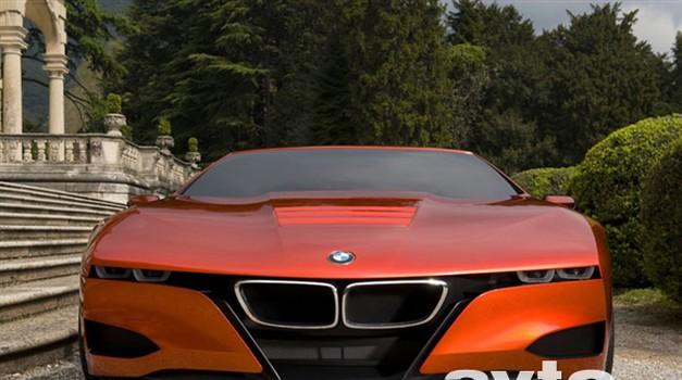 BMW M1 Hommage za 30 let M1