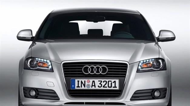 Audi prenovil serijo A3