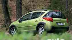 Peugeot 207 SW 1.6 HDi (80 kW) FAP Trendy Outdoor