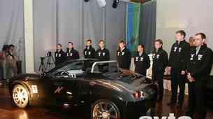 Student Roadster se na ogled postavi