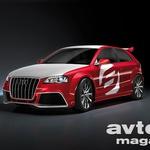 Audi A3 TDI Clubsport Quattro (foto: Audi)