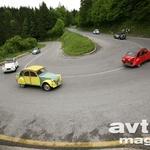 60 let Citroënovega Spačka (foto: VK)