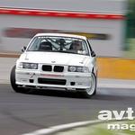 Video: Drift Tracktest LMG M3 E36 (foto: Matej Grošelj)