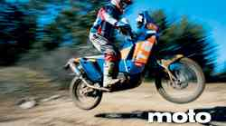 KTM 690 Rally Replica