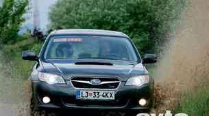 Subaru Legacy SW AWD 2.0D