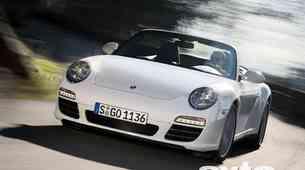 Porsche zamenjal pogon