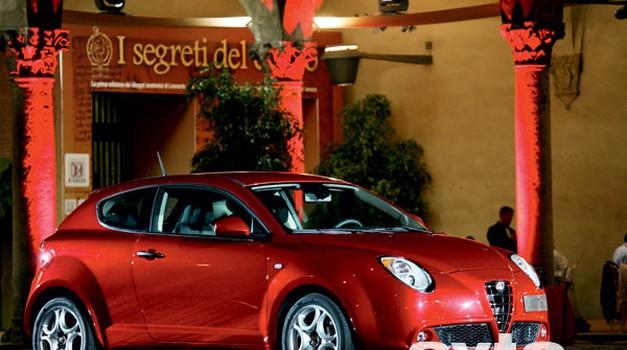 Alfa Romeo MiTo (foto: Vinko Kernc)