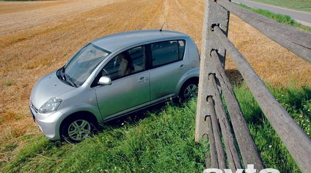 Subaru Justy 1.0E (foto: Peter Kavčič, Aleš Pavletič)