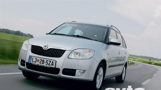 Škoda Fabia Combi 1.4 TDI (59 kW) Elegance