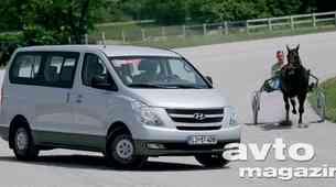 Hyundai H1 Wagon 2.5 CRDi Comfort
