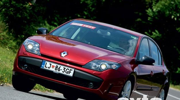 Renault Laguna GT 2.0 dCi (131 kW)