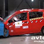 Euro NCAP z novimi zvezdicam in skrbmi