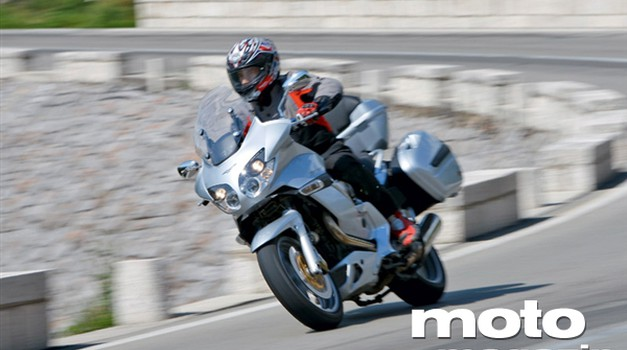 Moto Guzzi GT 1200 Norge