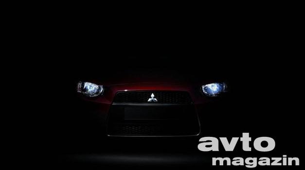 Kaj pripravlja Mitsubishi?