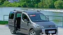 Peugeot Partner Tepee 1.6 HDi (80 kW) FAP Outdoor