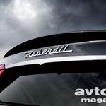 Maserati GranTurismo S v Sloveniji
